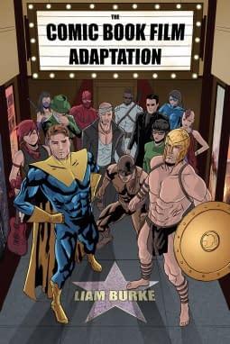 Comic Book Film Adaptation Cover