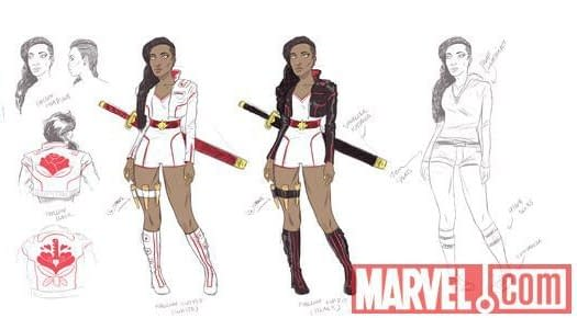 The Next Blade Film Will Be Based On Marvel's New Female Blade