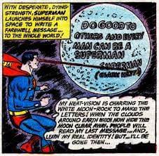 superman moon