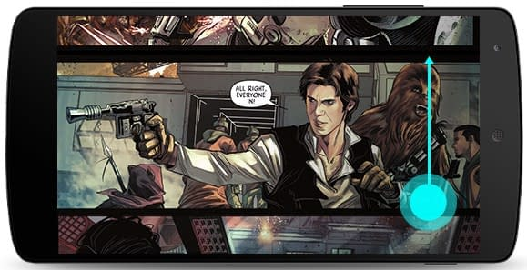 Google Play To Let You Scroll Down Comics And Work Out Which Issue Comes Next