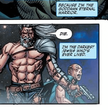Donny Cates And Eliot Rahal Bring Bad Eggs Back To Valiant. Also, The Goddamned Eternal Warrior