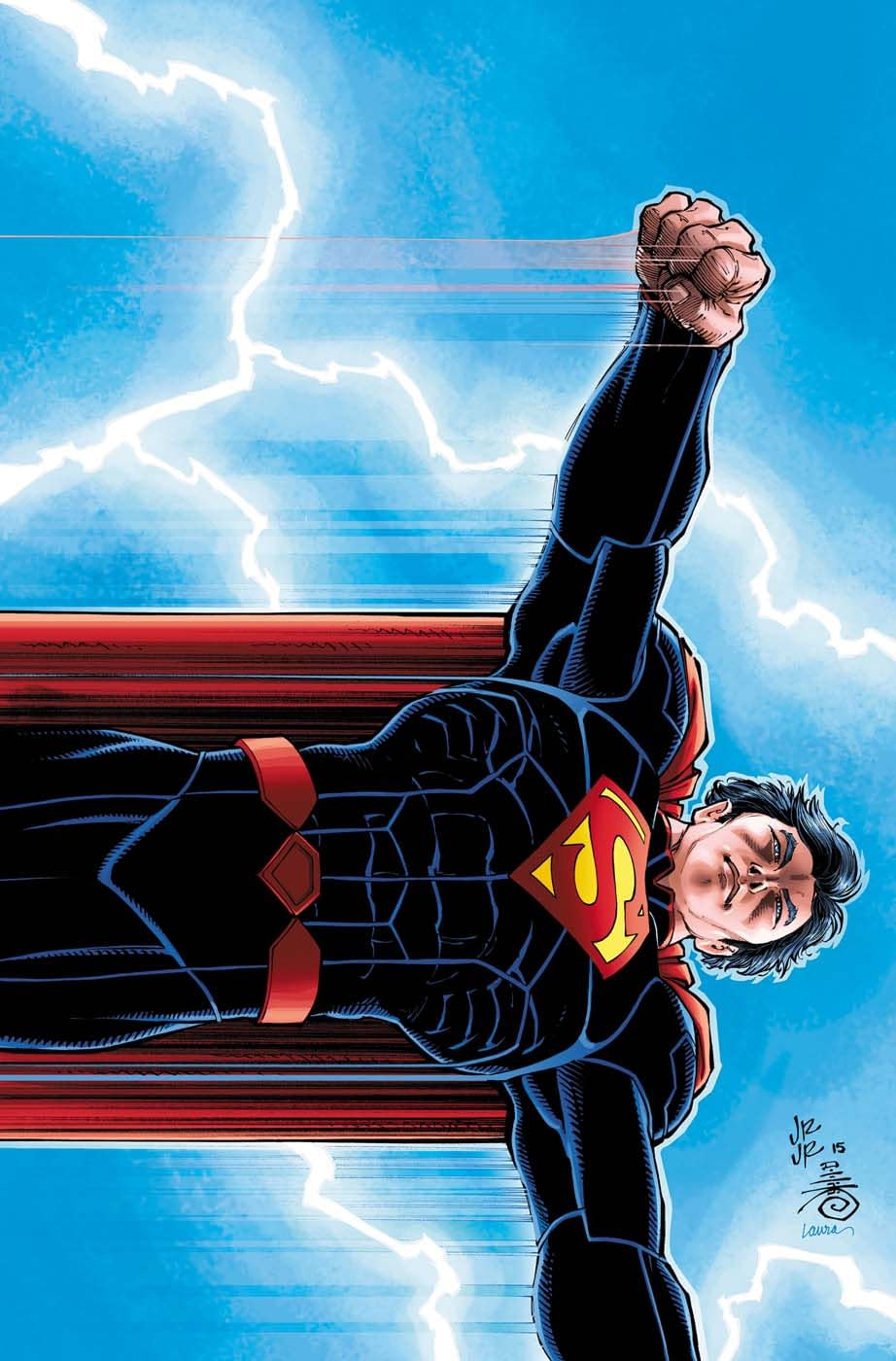 Full DC Comics Solicitations For April 2016