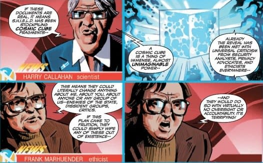 Is Memory The Key To Marvel Comics' Avengers Standoff? (Spoilers)