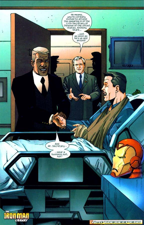 Tony-Stark-George-W-Bush