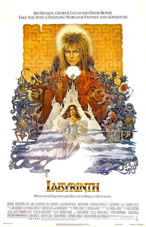 'Labyrinth' Sequel Has a Script Says Fede Alvarez
