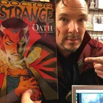 Could Doctor Strange Fall Foul Of The Chinese Ghostbusters Ban?