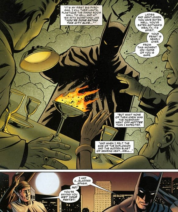 The Grim Knight Rewrites Batman: Year One… But Not as Much as Kevin Smith Did (Spoilers)