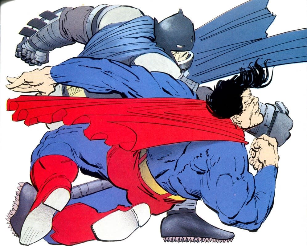 Frank Miller's Superman: Year One is in Continuity With Dark Knight Returns