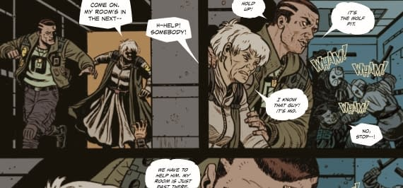 Ramping Up The Muted Intensity With Becky Cloonan's Southern Cross #9