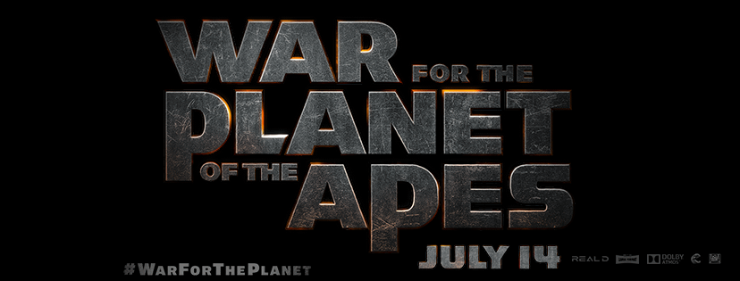 war for the planet of the apes banner