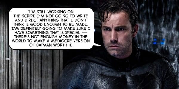 Fake News: Ben Affleck To Both Star And Not Star In The Batman At Same Time, Claims New Report