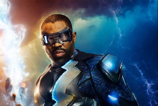 Black Lightning Strikes with Strong Premiere Ratings