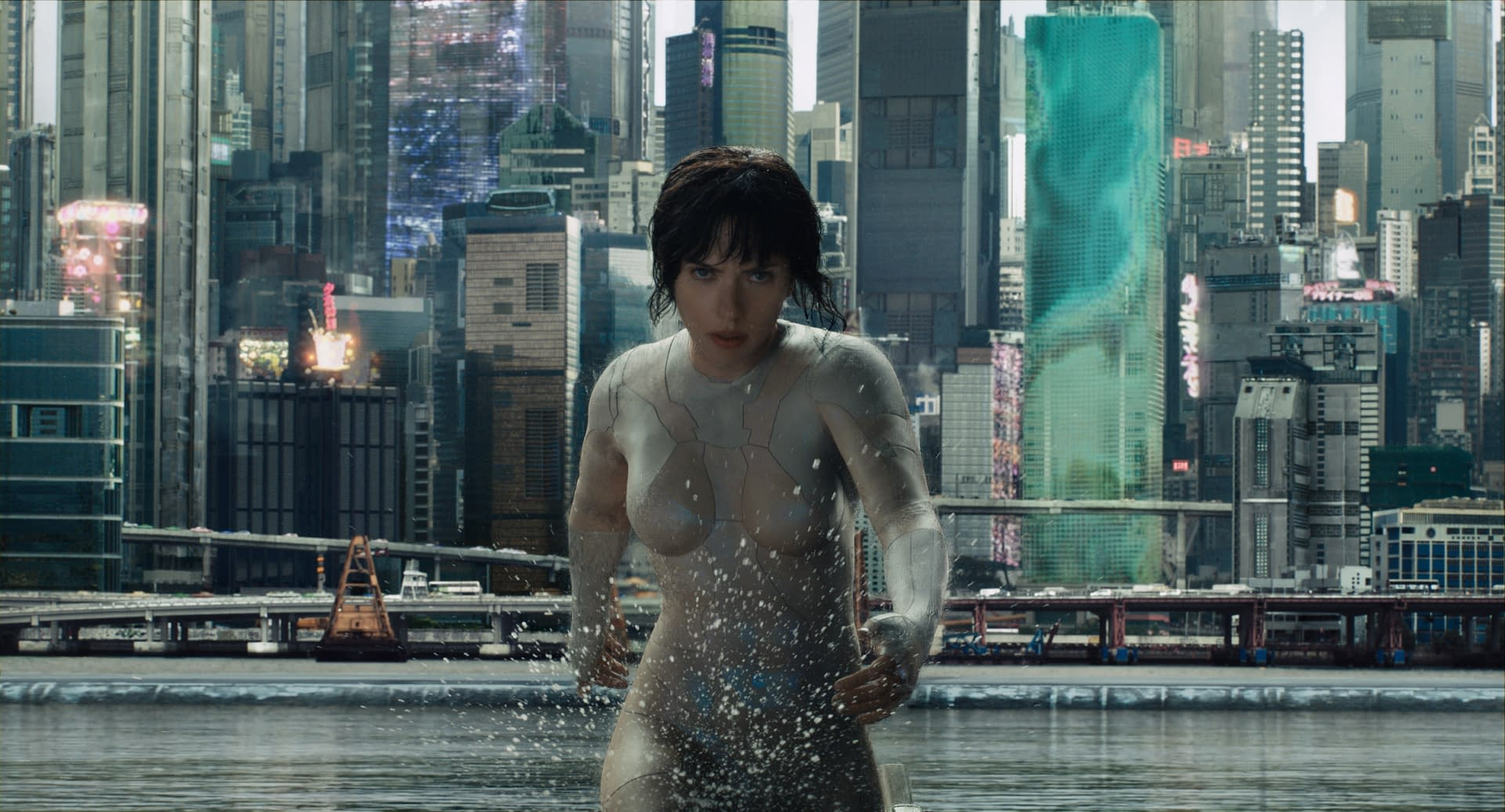 Netflix Announces New 2020 Anime Series, 'Ghost in the Shell: SAC_2045'