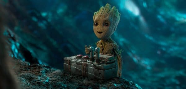 One Of The Guardians 2 Credit Scenes Takes Place During Avengers: Infinity War