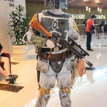 These Are The Cosplayers You're Looking For – Saturday At Star Wars Celebration