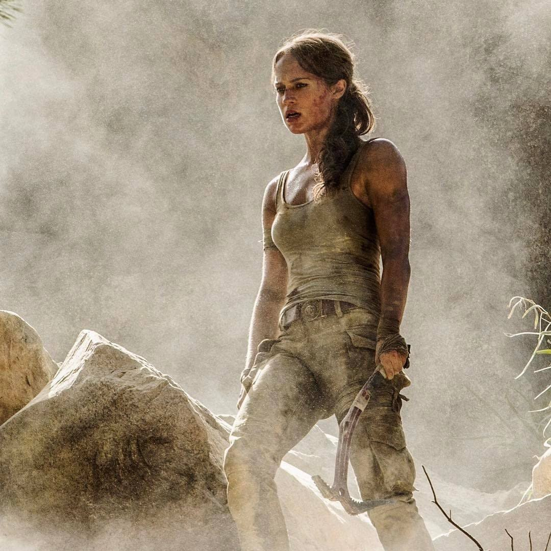 New Image And Character Details From The 'Tomb Raider' Reboot