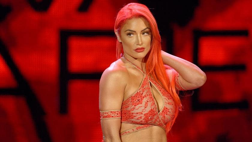 """Eva Marie Is Done With WWE, But She's Not """"Done"""" With WWE"""