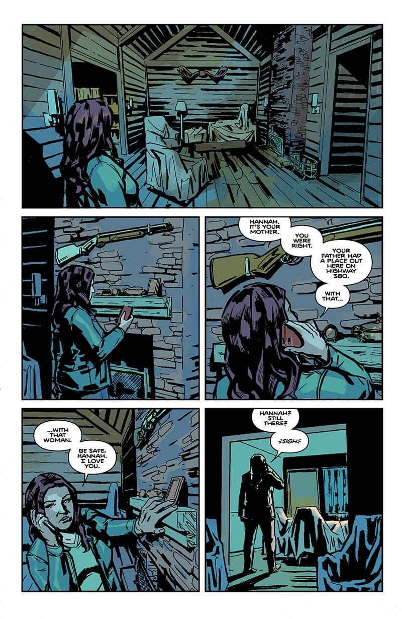 Eric Palicki Talks No Angel #4, In Stores Today From Black Mask