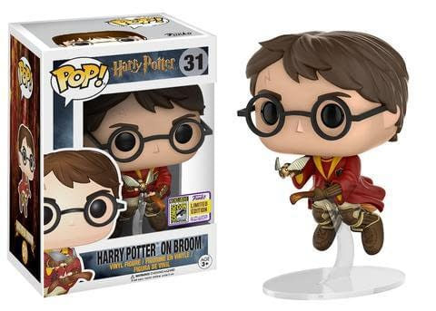 Funko SDCC Exclusives Wave 7: The 100, Harry Potter, LOTR, Supernatural, And More!