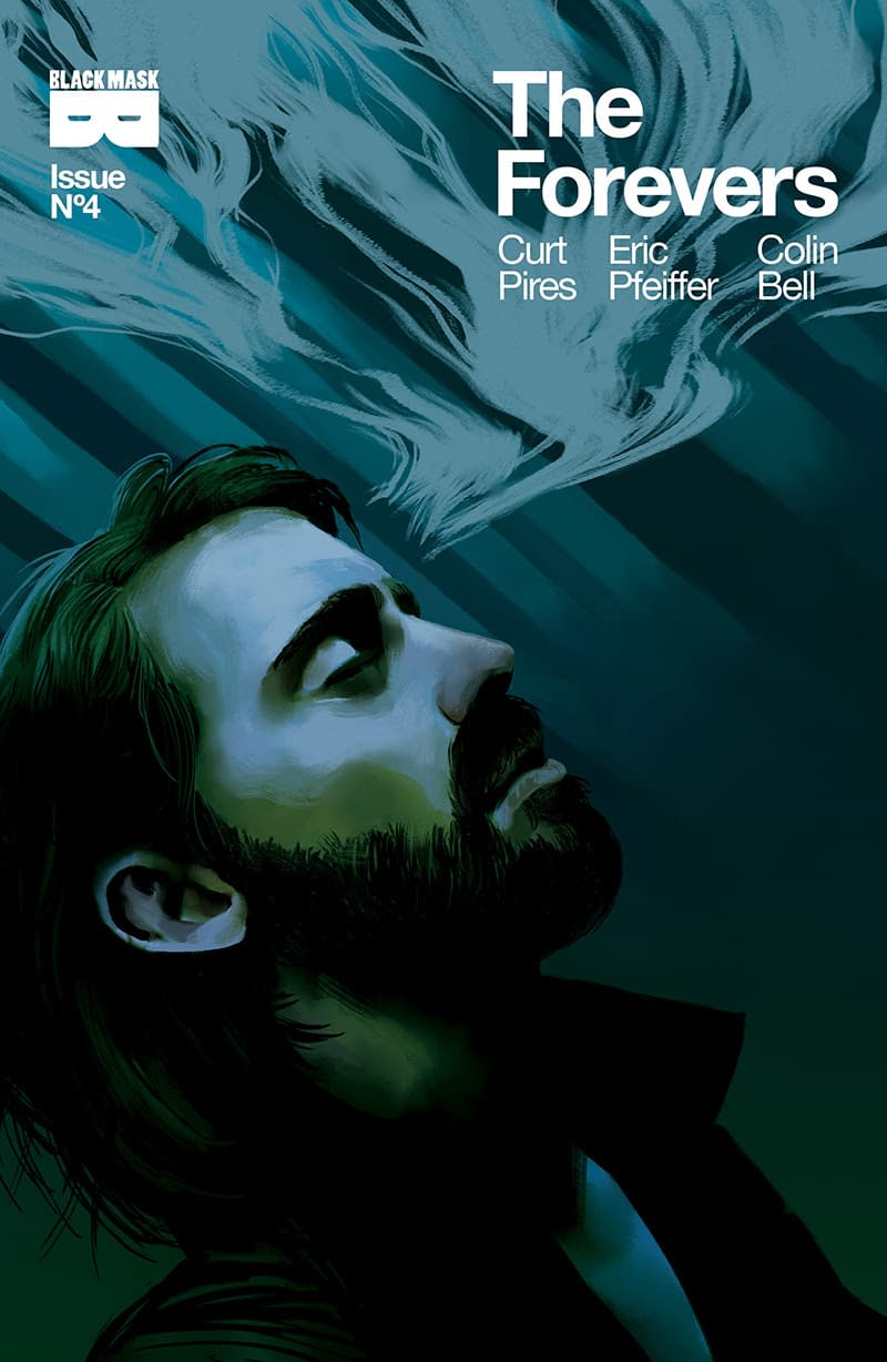 What Is Black Mask Hiding In No Angel #4? Plus: Previews Of The Dregs #4 And The Forevers #4