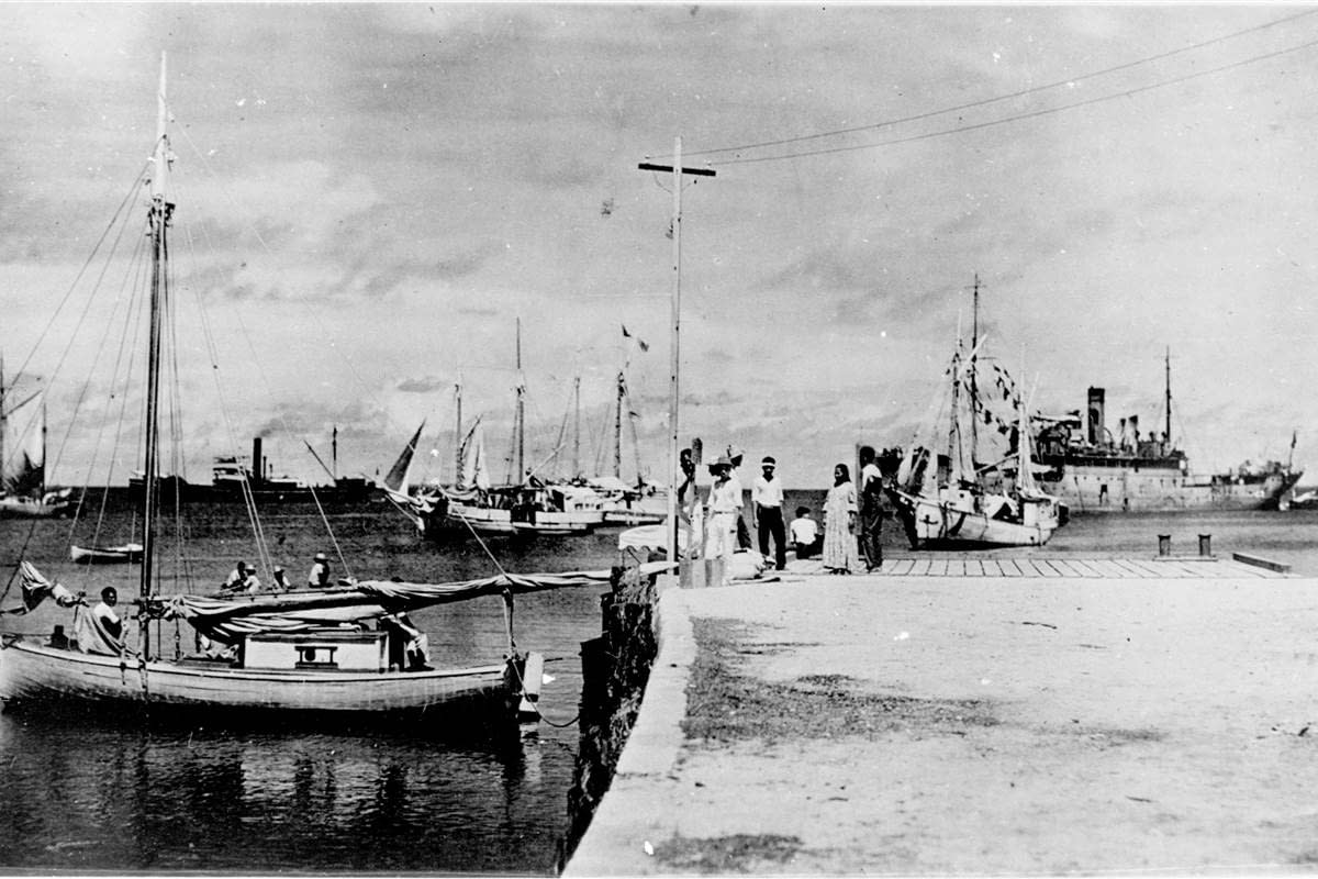 New Photo Seems To Prove Amelia Earhart Survived Plane Crash, Was Captured By Japanese