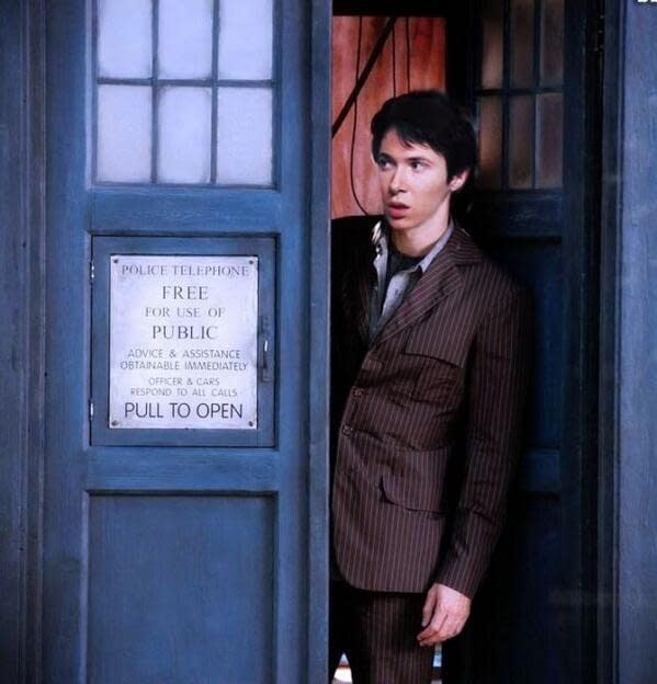 Tony Lee Teases Ryan Cartwright For The Next Doctor Who