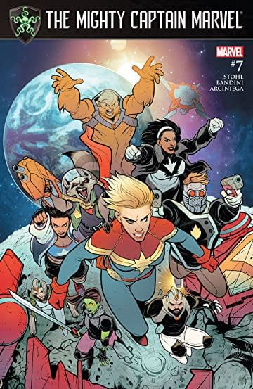 The Mighty Captain Marvel #7 Review: The Tide Turns, And Then Turns Back Again