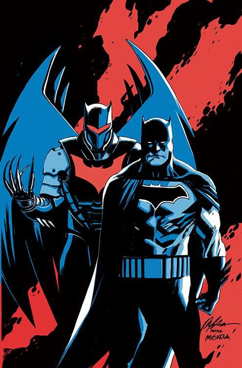 Is This The Return Of Azrael As Batman Next Month?