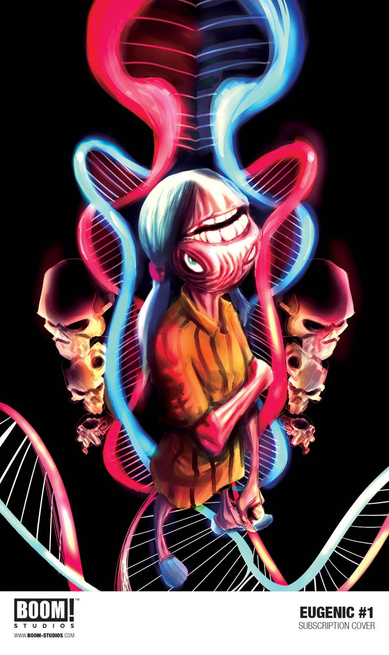 Eugenic Variant Cover