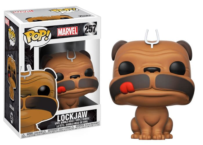Inhumans Funko Products Incoming…LOOK AT LOCKJAW!!!!