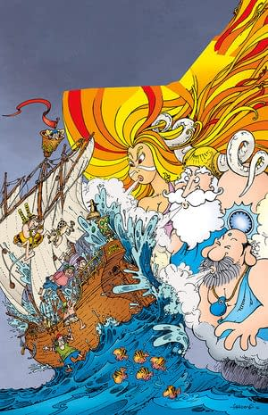 'Groo: Play of the Gods #2' Review: Converting The Masses