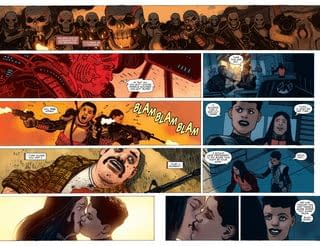 Occupy Avengers #9: Curtain Call On A Great Comic