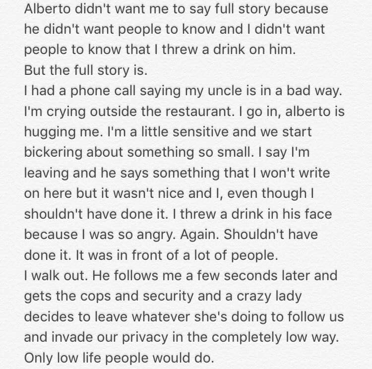 Paige Shares Her Side Of The Story On Alberto El Patron Airport Incident, Denies Any Abuse