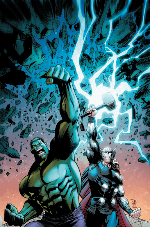 Marvel Teams Thor & Hulk In New Comic From Jeremy Whitley, Simone Buonfantino And Alti Firmansyah