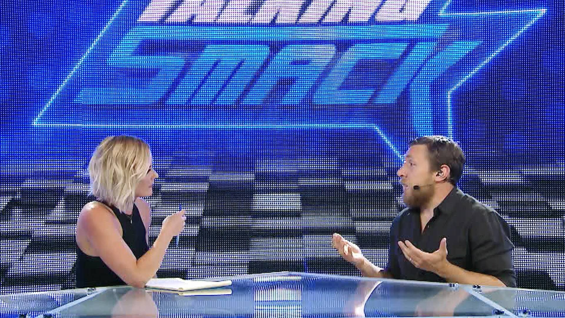 WWE Cancels Talking Smack; Renee Young And Daniel Bryan Find Out On Twitter