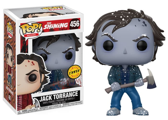 The Shining Funko Pop Torrance Chase