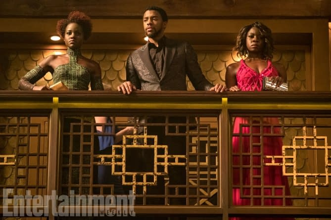 Black Panther: The Ladies of Wakanda Lead the Way