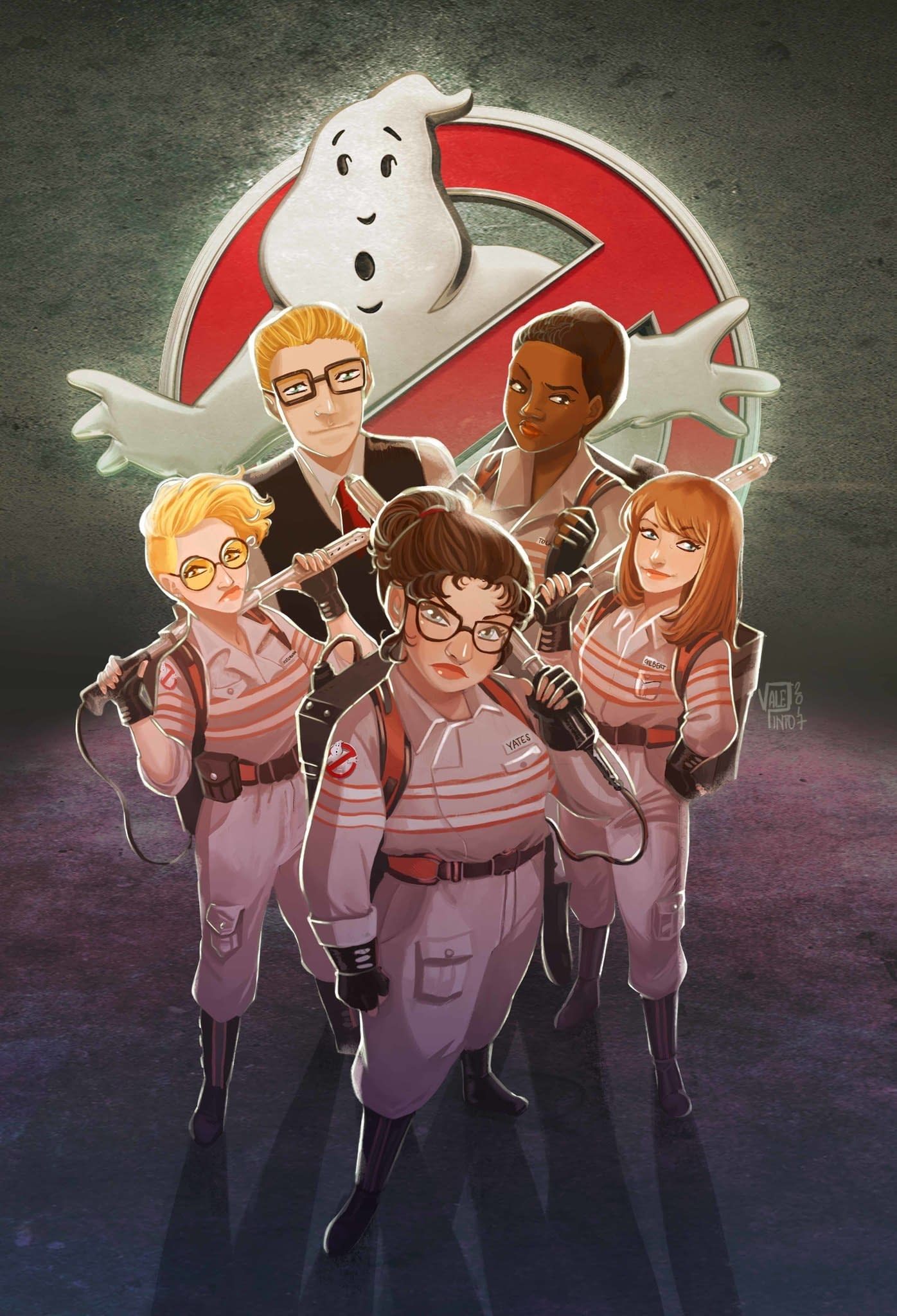 2016 Ghostbusters To Answer The Call Again In New Mini-Series By Kelly Thompson And Corin Howell From IDW