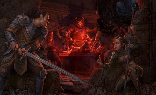 The Elder Scrolls Online: Morrowind's Horns Of The Reach DLC Is Incoming