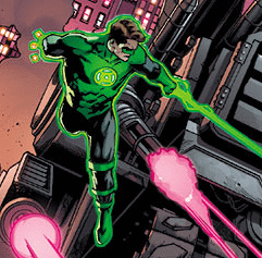 So… Is Hal Jordan Going To Lose His Right Arm? (UPDATE)