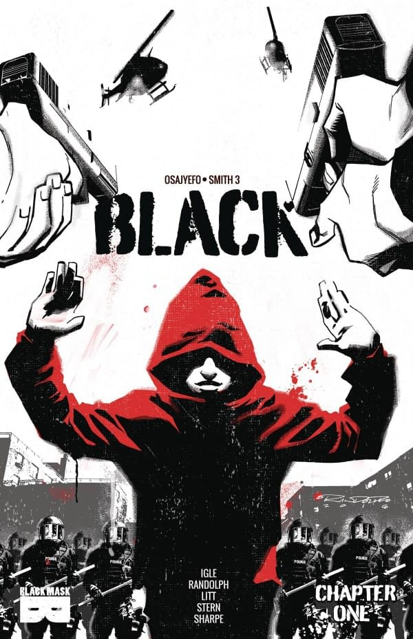 Kwanza Osajyefo And Tim Smith 3's 'Black' Is Heading To The Big Screen