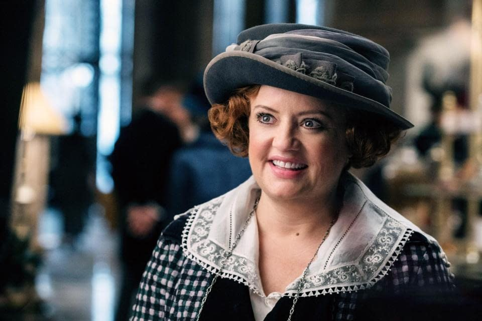 Etta Candy Spoils Wonder Woman To Sell Blu-Rays In New Video Featurette