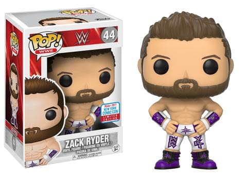 Funko NYCC Exclusive WWE Zack Ryder
