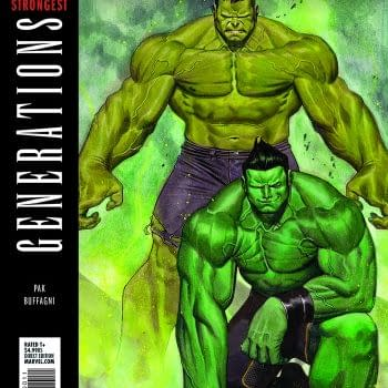 Generations: The Strongest/The Hulks Review- Captures Some Old Hulk Feelings