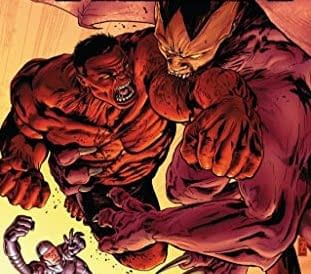 Josh's Throwback Corner: Overview Of The Red Hulk Series