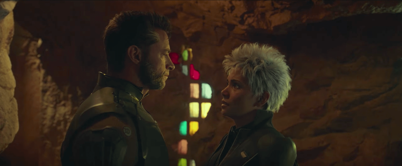 Halle Berry And Hugh Jackman Had A Secret Romantic Backstory For Storm And Wolverine