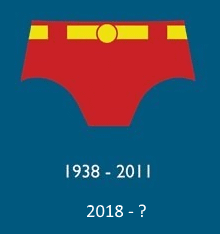 Will Superman Wear His Underpants On The Outside Again For Action Comics #1000?