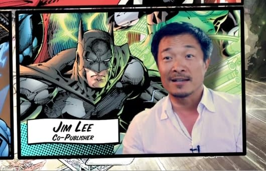 Jim Lee Is Confident That 15% to 45% of DC's Readers Are Women