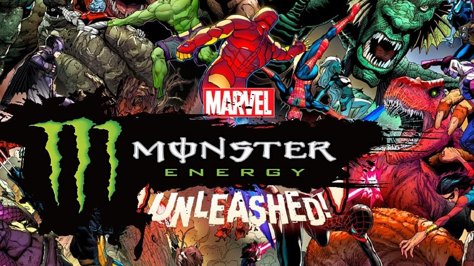 Marvel Comics Proposed Compromise to Monster Energy Drinks Over Monsters Unleashed! Trademark Fight