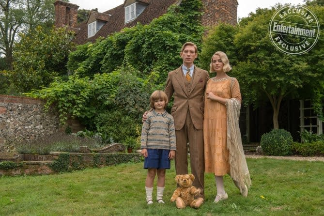 7 New Pictures From 'Goodbye Christopher Robin'